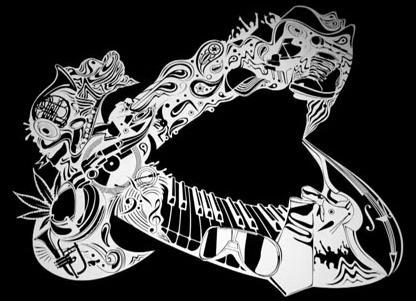 Каста — Live / г. Санкт-Петербург, клуб Космонавт / 24 Февраля 2012 [INFO Sekira Bro.]
