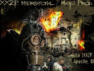 XXZP. International - Злой хип-хоп (Cингл) (2009г.) СЛУШАЕМ и КАЧАЕМ [INFO Sekira Bro.]