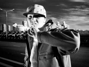МС Молодой a.k.a Tony P - неофициальный документальный фильм.