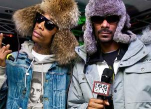 Wiz Khalifa & Snoop Dogg — LIVE / г. Los Angeles, the High School Album Release Show / 13.12.2011 г. [INFO Sekira Bro.]