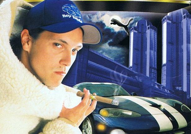 ШЕFF - Имя ШЕFF (DJ LA cкрэтч), LIVE / г. Москвa, Международный Фестиваль «Rap Music 2000» / 12 декабря 2000 года [INFO Sekira Bro.]