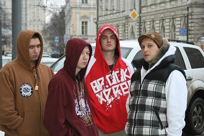 Капа и Daбо, ШeFF - LIVE / г. Москва, FM Clab / 2 марта 2013 г. [INFO Sekira Bro.]