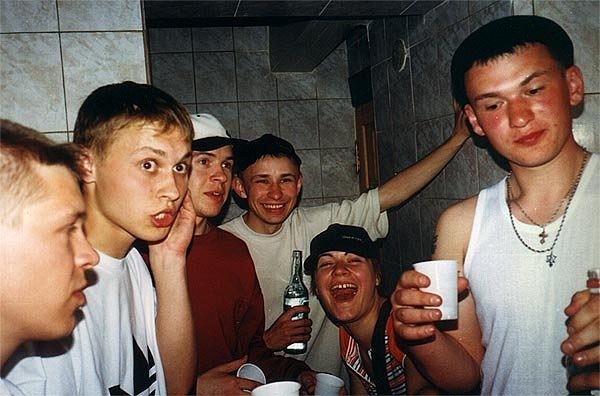 Фэнс (Типичный Ритм) и Злой (Злой Дух) - В Городской Тишине (2006 г.) СЛУШАЕМ и КАЧАЕМ [INFO Sekira Bro.]