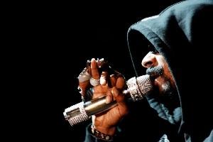 Snoop Dogg выступил в Сан-Антонио. (20 декабря 2017 г.) (видео)