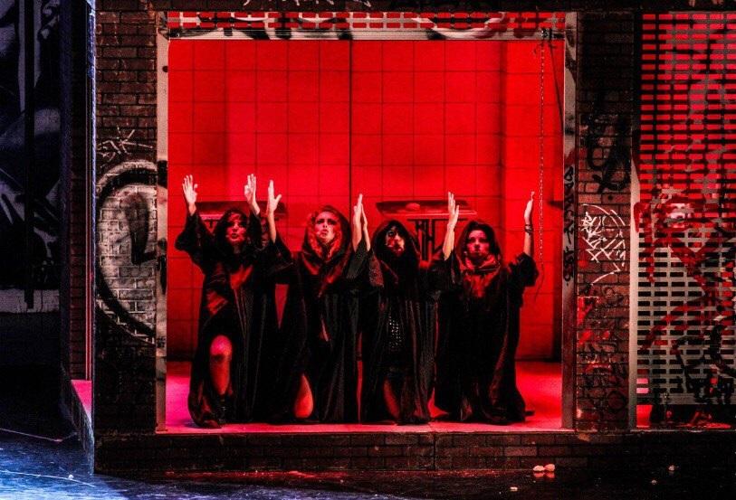 SEKIRABRO. (XXZP.) стал гостем зонг-оперы ужасов «TODD» в Санкт-Петербурге. (фото, видео)