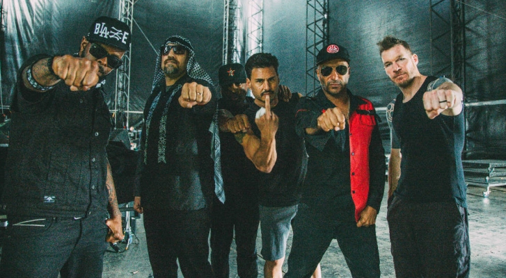 Prophets of Rage (Cypress Hill x Public Enemy) с LIVE концертом на Rock Am Ring 2017.